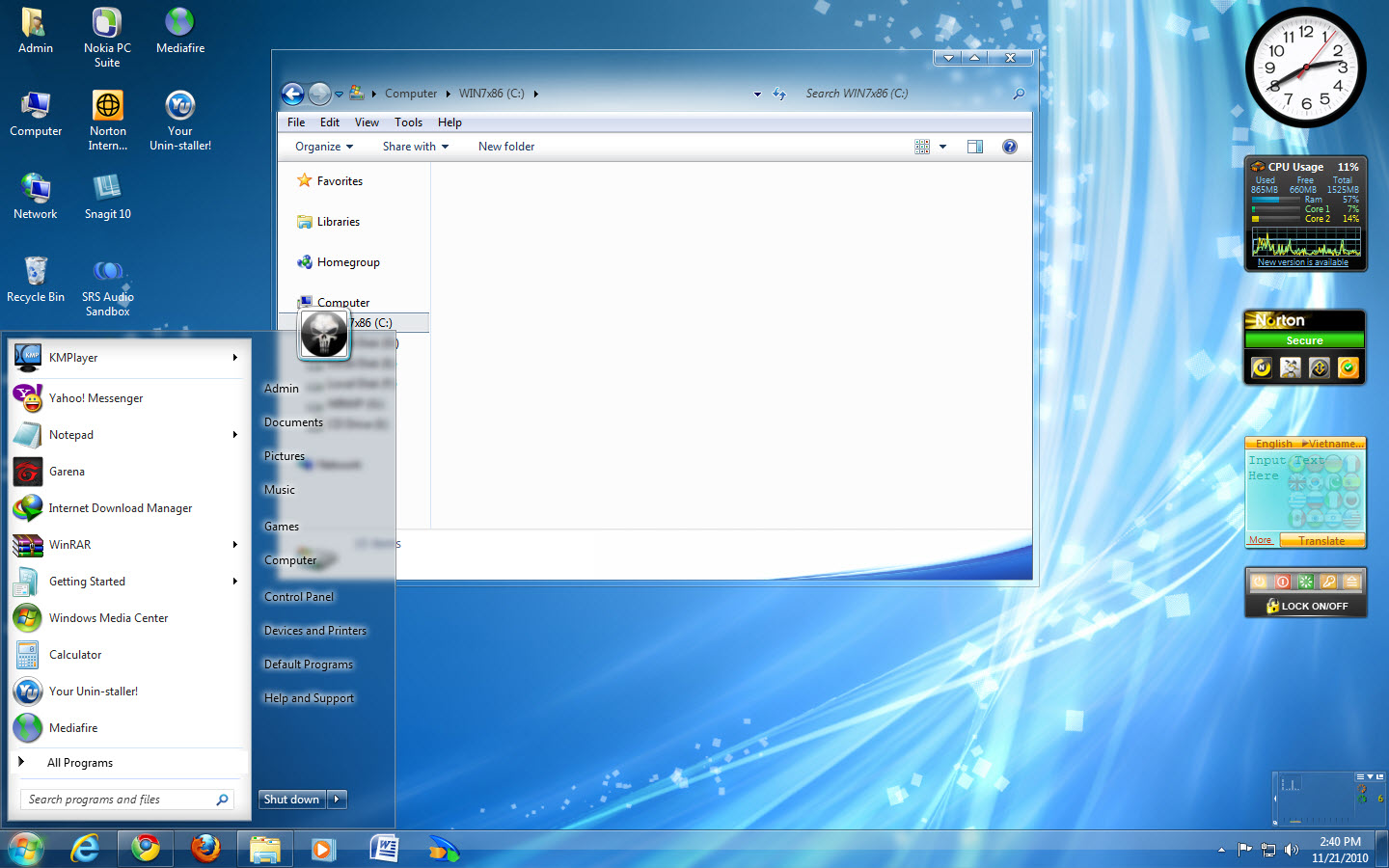 office 2010 themes download