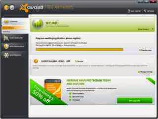 Download Avast Free Antivirus Terbaru