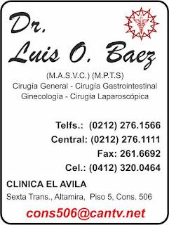 Las Paginas Amarillas.Net -  DR. LUIS O BAEZ