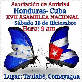 XVII ASAMBLEA NACIONAL 2017