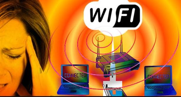 Dampak radiasi Wi-Fi terhadap Kesehatan