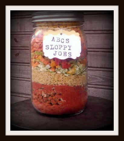 Food Jar Recipes Meals in Jar Recipes