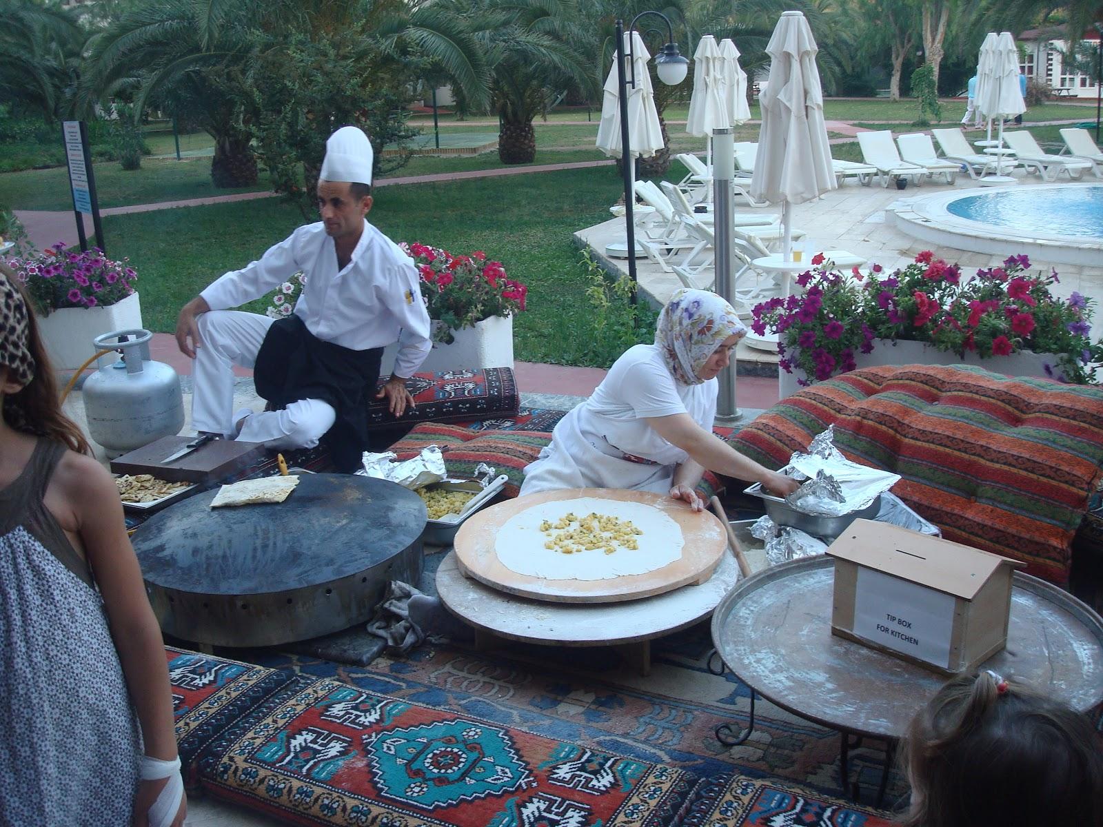 Ces doux moments mes souvenirs de vacances 18 tester - Cuisine turc traditionnel ...