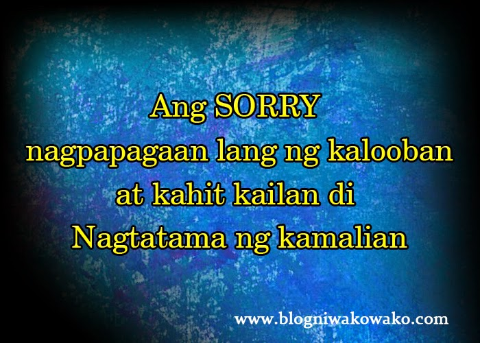 Funny Love Quotes Ilonggo : bob ong life quotes with image Quotes