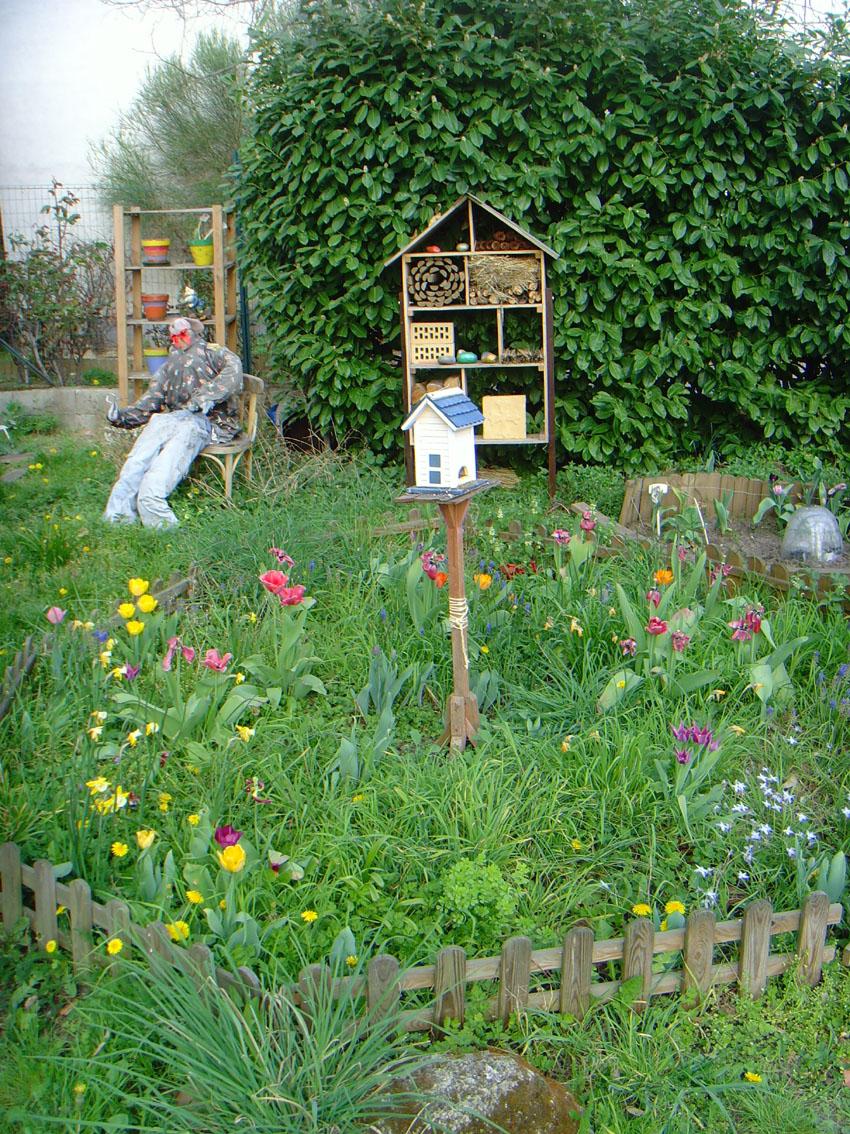 Le jardin des g teaux serge mora le plus beau de tous les jardins du monde - Le beau jardin du paresseux ...