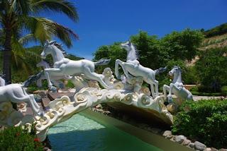 Parque acuatico en Vietnam