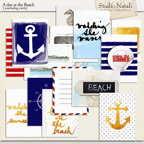 http://shop.scrapbookgraphics.com/A-day-at-the-beach-Cards.html