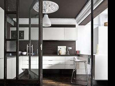 Studio bmk manteniendo la arquitectura original keep - Oido cocina coruna ...