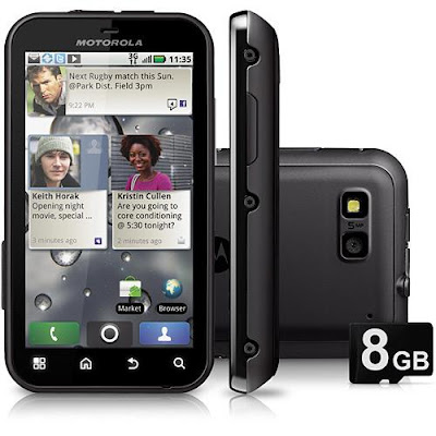 Harga Motorola MB525 Defy
