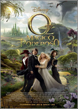 Download Oz: Mágico e Poderoso   TS Dublado