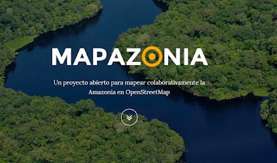 MapaZonia, Cartografiando el Amazonas