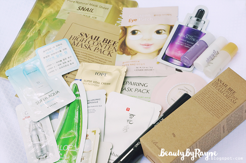 Samples and gifts
