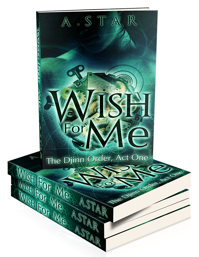 Book Blast:WISH FOR ME by A. STAR