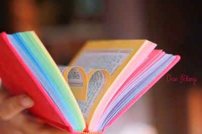rainbow quran karita inside, al-quran pelangi, al-quran pelangi karita,rainbow quran karita murah, rainbow quran inside, rainbow quran murah