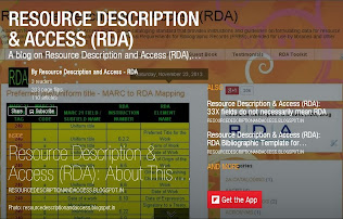 RDA Blog on Flipboard