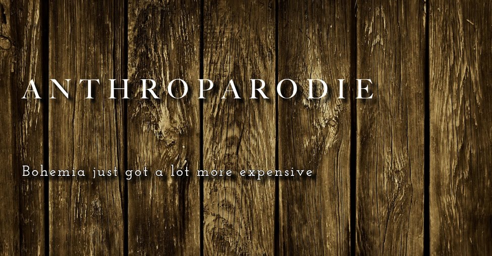 ANTHROPARODIE