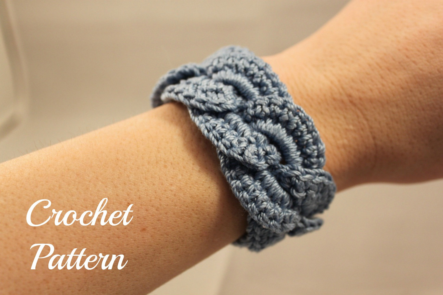 Crocheting Bracelets : Bracelet Zipper Galleries: Crochet Bracelet Pattern