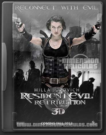 Resident Evil Retribution (BRRip 3D FULL HD Subtitulada)