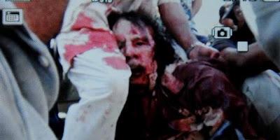 Moammar Khadafi Tewas