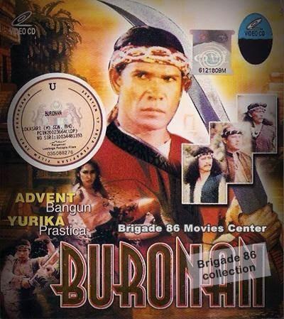 Brigade 86 Movies Center - Buronan - Gembong Wulung (1989)