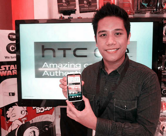 best smartphones 2012, htc one x philippines, mark milan macanas