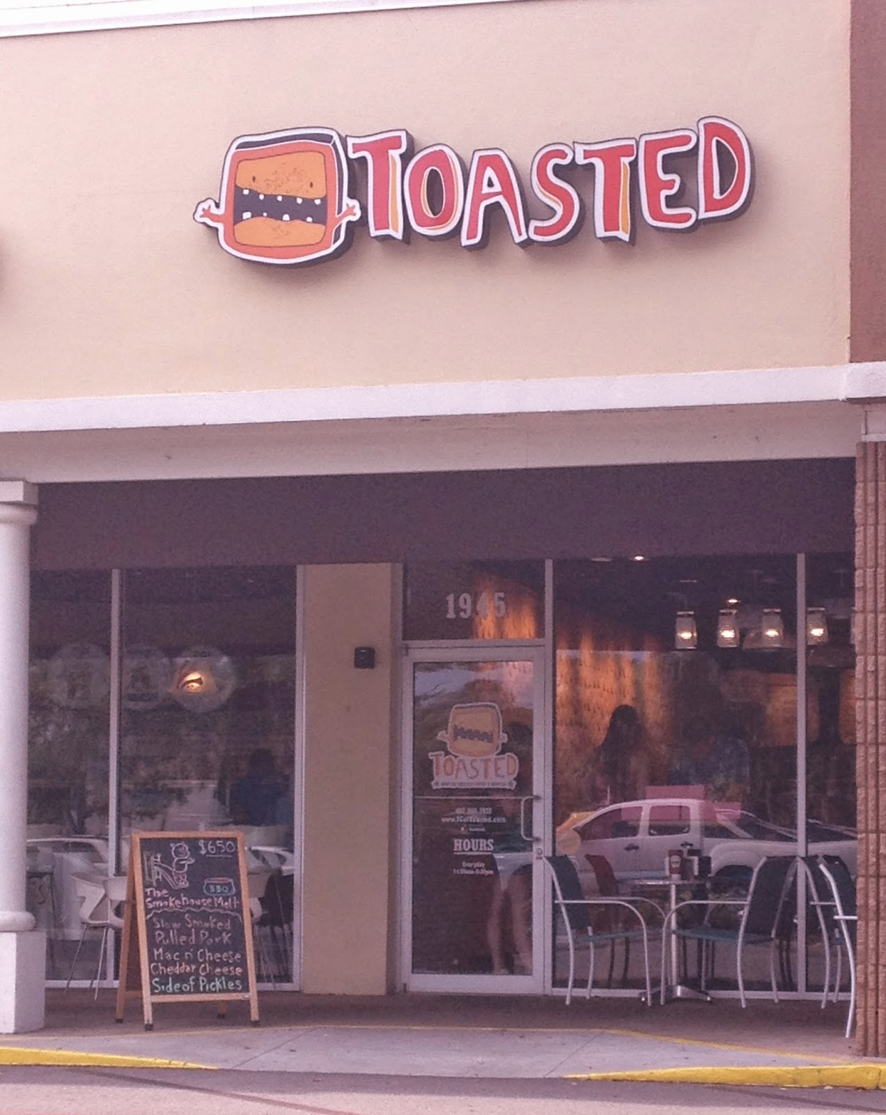 Toasted Restaurant Review And Gluten Free Meetup Recap