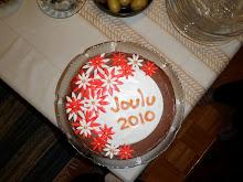 Joulun suklaakakku