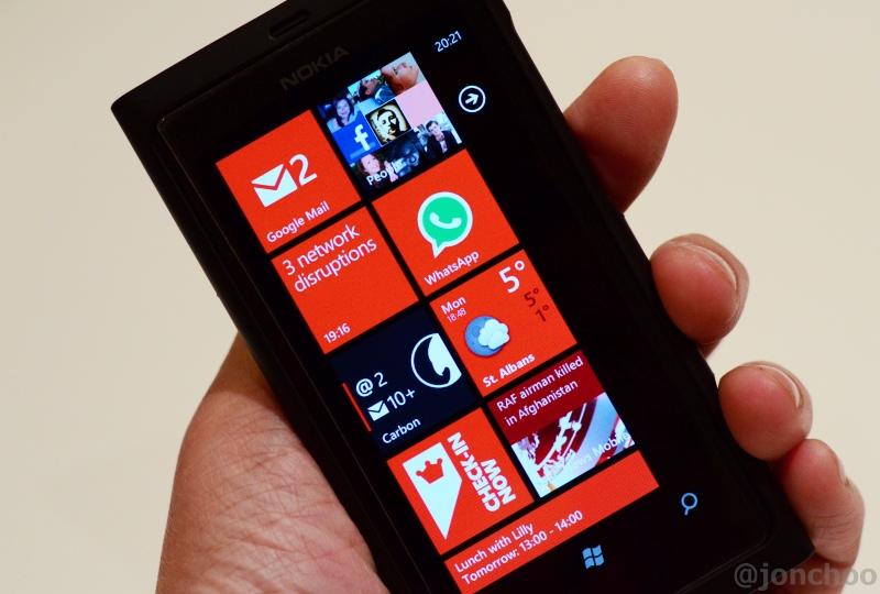 Live tile Windows Phone