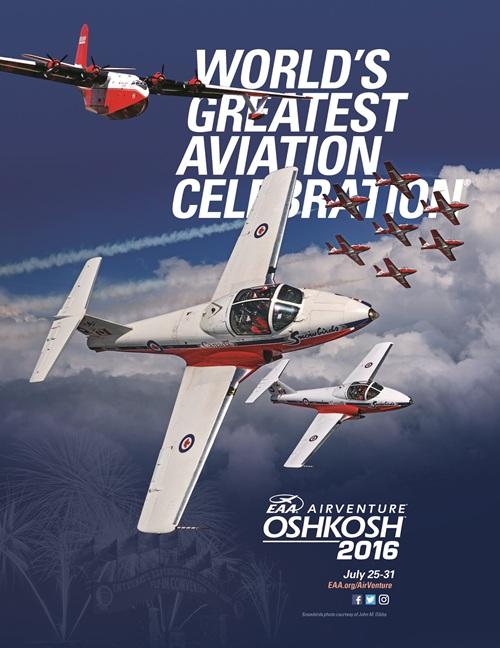 EAA AirVenture Oshkosh 2016