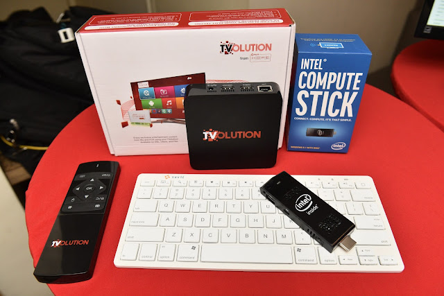 TVolution Stick by Intel