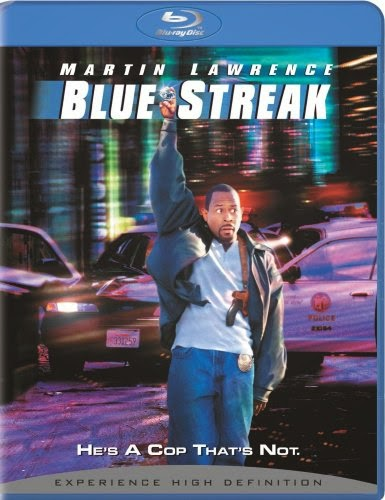 Blue Streak 1999 [Hindi-Eng] Dual Audio 720p BRRip 800mb