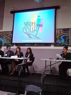 Youth Court in Action