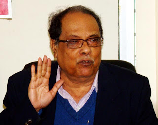 Siliguri Mayor Ashok Bhattacharya