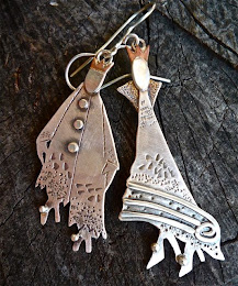 Earrings/Royal Couple