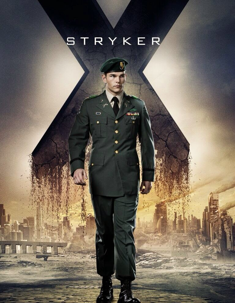 X-men days of future past - stryker