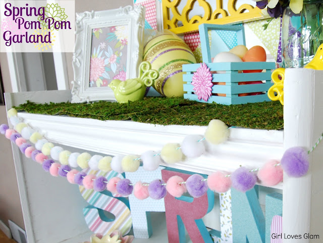 #spring #decoration #craft #easter