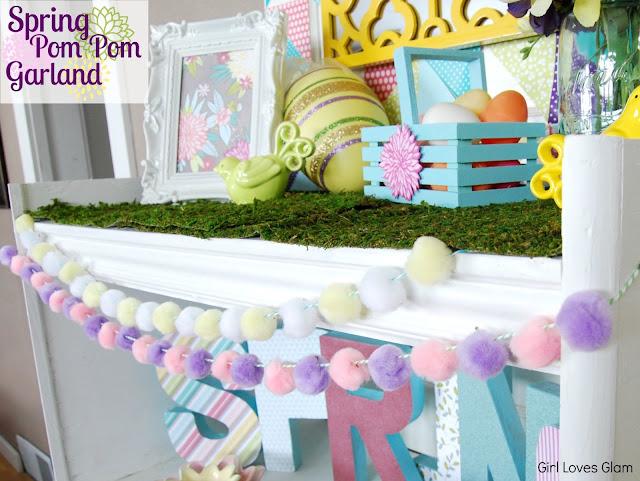 #spring #decoration #craft #easter