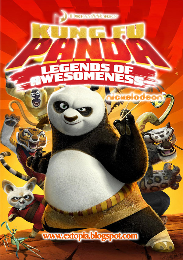 Kungfu Panda: Legends of Awesomeness - Season 2 Ep  4