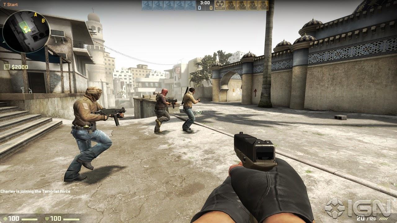 Free Download Game Menembak Counter-Strike Global Offensive Full Version PC - Syauqi's Blog