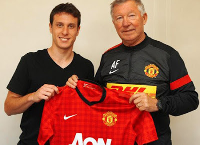 Angelo Henriquez Man Utd Striker