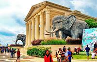 objek wisata di kota batu