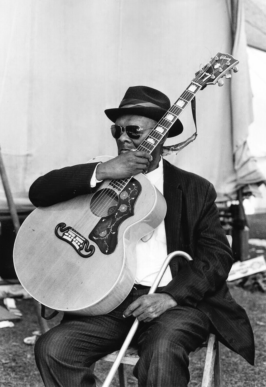 Reverend Gary Davis (Let us get together)