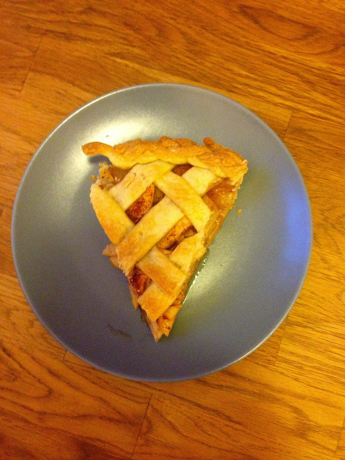 lattice crust apple pie recipe