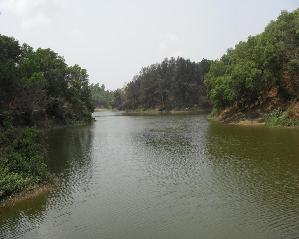 Foy39;s Lake Bangladesh  Man Made Lake