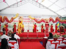Tổ chức sự kiện Trần Gia - Cho thuê Múa lân sư