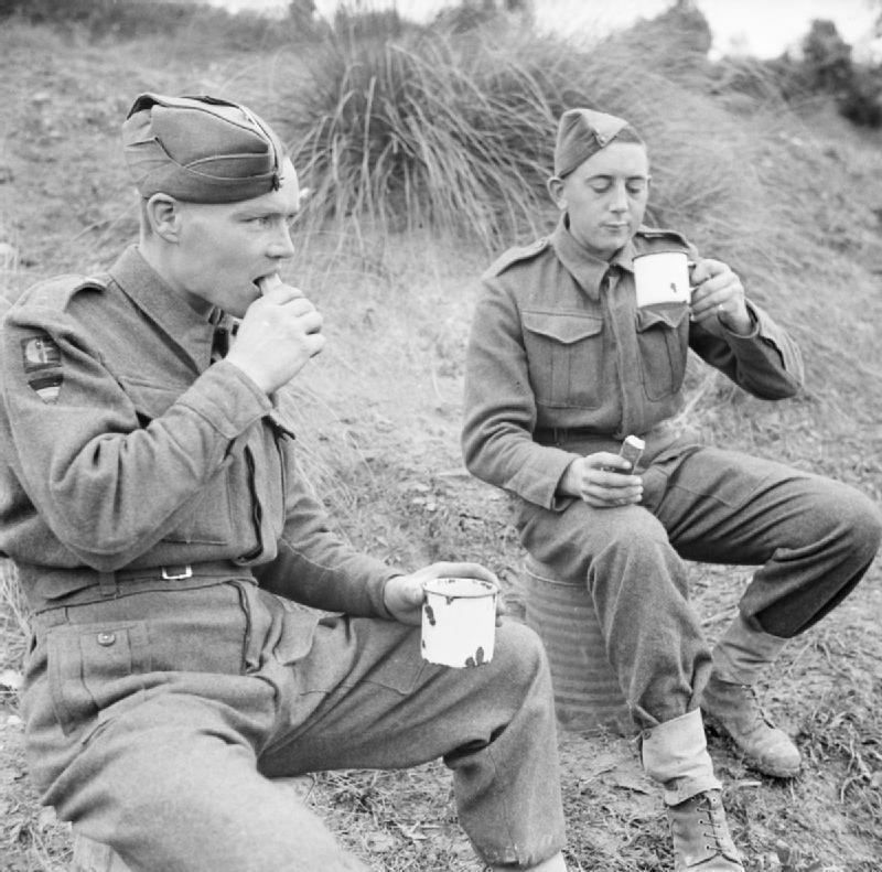 "During WWII, American GI's would add water to dilute their espresso, hence the term ""Americano."""
