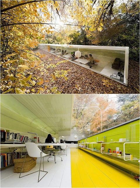desain kantor modern selgas cano