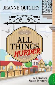 All Things Murder by Jeanne Quigley