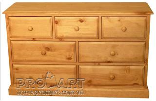 tủ ngăn kéo gỗ tự nhiên
