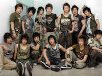 Super Junior 01 wallpaper